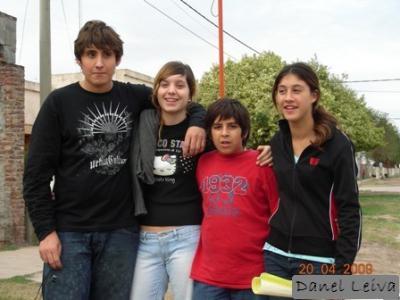 Alumnos Primer Año del Polimodal